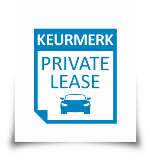 Logo Keurmerk Private Lease
